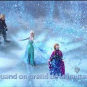 《冰雪奇缘》法语原声歌曲