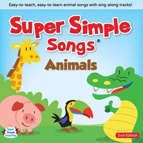 超级简单儿歌--动物篇