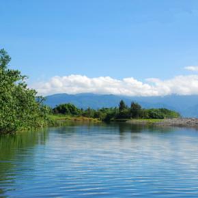 作为《圣经》里最常出现的河流,约旦河已深深地渗透到这块土地的历史