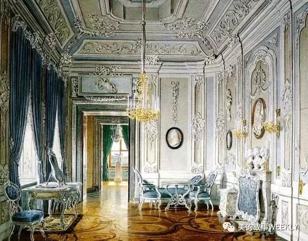 18世纪19世纪欧式宫廷
