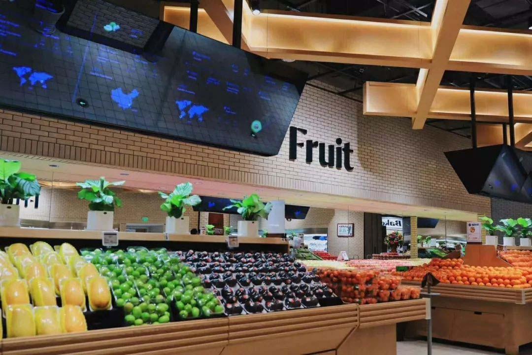 水果店休闲装修风格