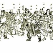 《水浒传》第七十回 没羽箭飞石打英雄 宋公明弃粮擒壮士 下-喜马拉雅fm