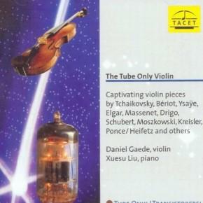 古典音乐 - 真空管麦克风-小提琴篇 the tube only violin