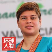 """【名流】杜特尔特长女,菲政坛的""""铁拳头""""-喜马拉雅fm"""
