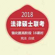 2018宪法强化提高课-白斌04-喜马拉雅fm