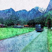 流浪在阿尔卑斯山麓的小镇(02)-喜马拉雅fm