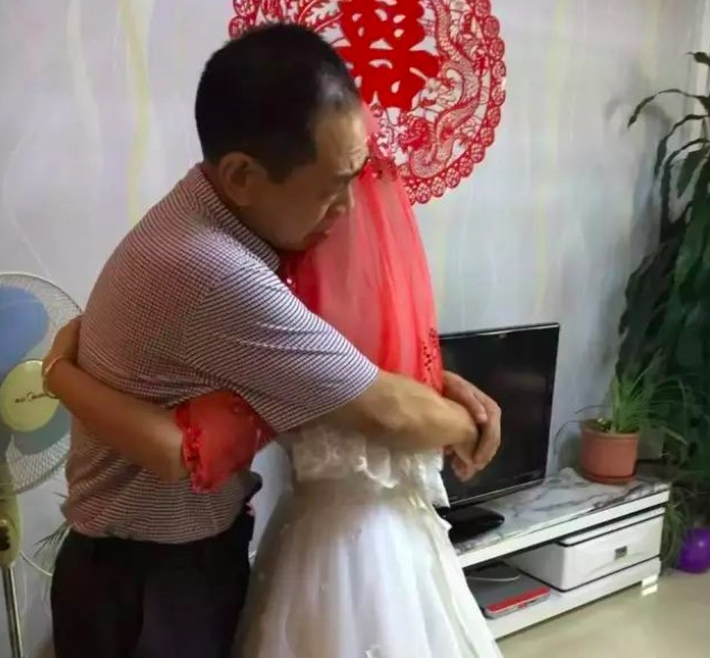 """"""" """"爸爸妈妈真可爱,嘿嘿嘿……"""" 15 女儿出嫁那一天, 这么多年没哭过"""