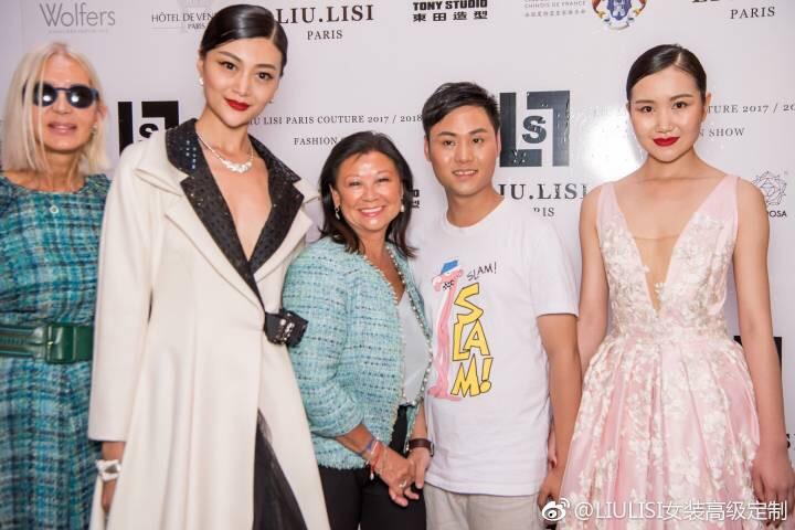21刘力司来自戛纳的90后兼设计师刘力司,成都电影节嘉宾学费北京电影学院北培中心华人图片