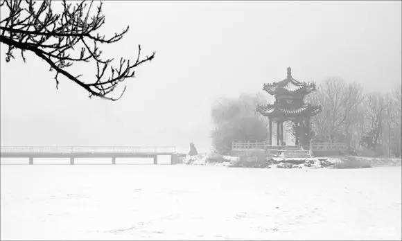 雪fhm_【湖心亭看雪】· 张岱_读书三馀_国学