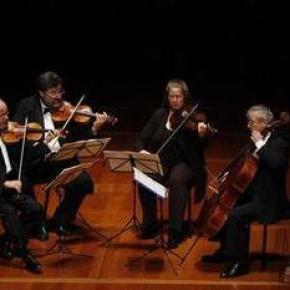 阿班贝尔格弦乐四重奏《贝多芬弦乐四重奏》