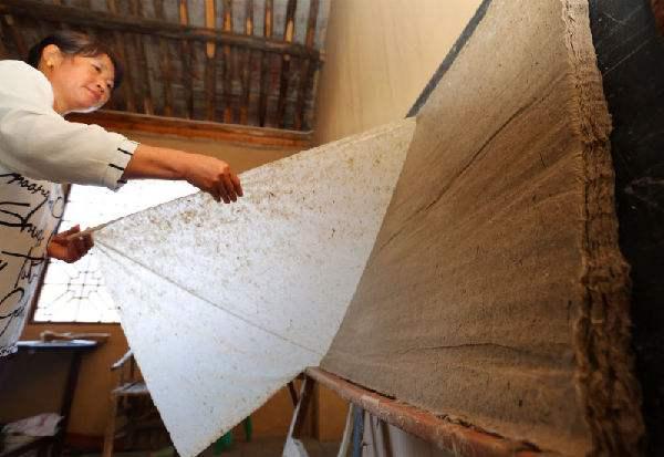 蔡伦他曾被封为龙亭侯,所以人们把他创造的这纸叫做蔡侯纸。从6世纪开始,造纸术逐渐传往朝鲜、日本,以后又经阿拉伯、埃及、西班牙传到欧洲。 由于中国纸的生产方便,不易损坏,性能比莎草纸可是好太多了,尤其是不像莎草纸那样容易发生风干、卷皱,蔡侯纸柔软 ,有弹性,折叠方便,易于保存。所以在埃及发生了一系列事件,埃及人纷纷填平用于种植纸草的池塘、沼泽, 清理沟渠和水道,拔除大量纸草植物,纸草种植和纸草纸的生产逐渐就绝迹了。 1150年,西班牙开始造纸,建立了欧洲第一家造纸厂。此后,法国(1189)、意大利(