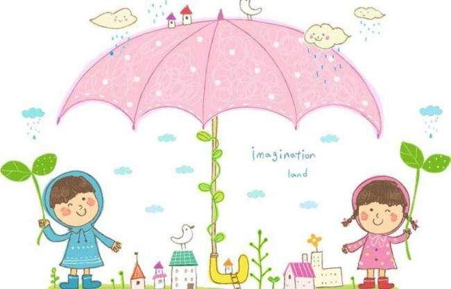 伞(儿童诗)