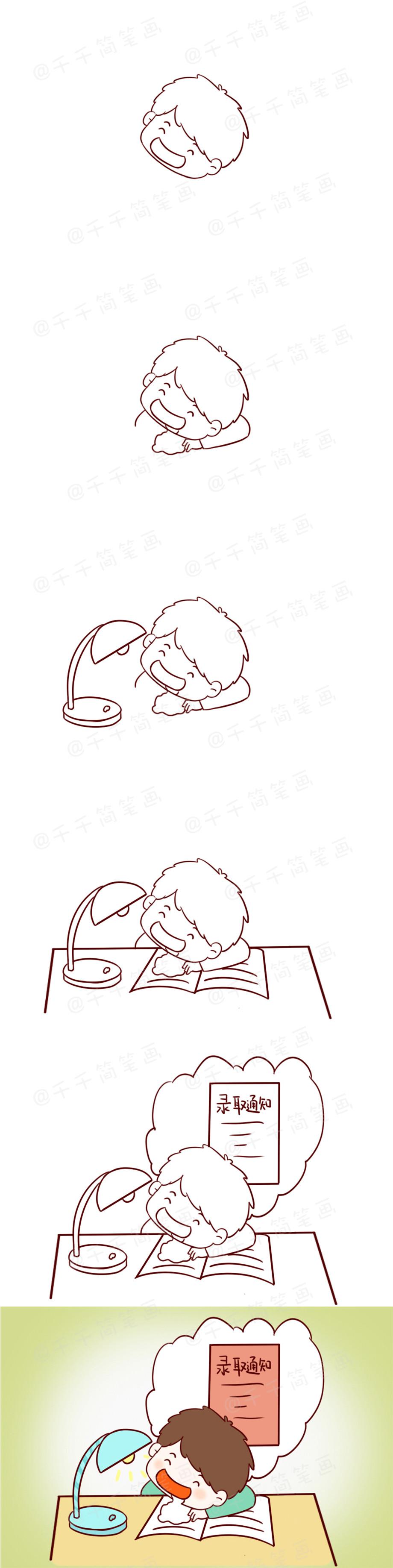 【5岁+成语故事】黄粱美梦【千千简笔画国学 】