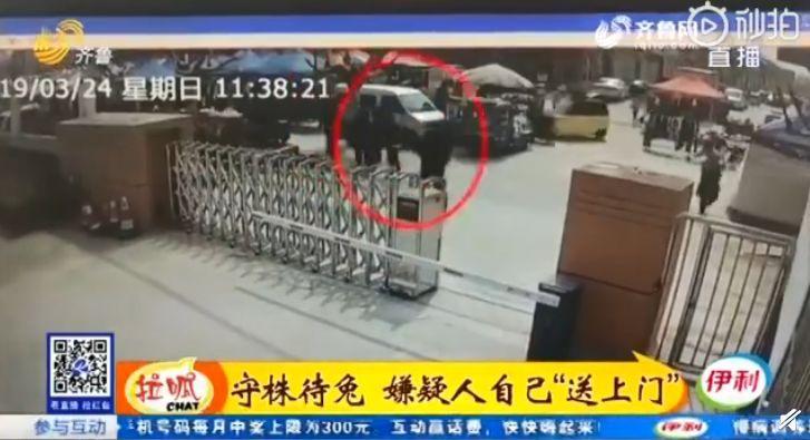 帽子视频偷窃器下载_惊不惊喜,意不意外?小偷刷到自己偷窃短视频
