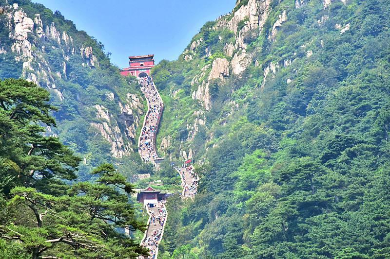 (图片来自东岳泰山国际旅行社微信公众号及网络)