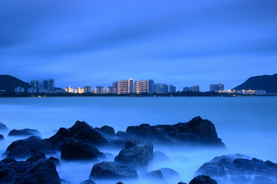海南印象之一:琼海的雨