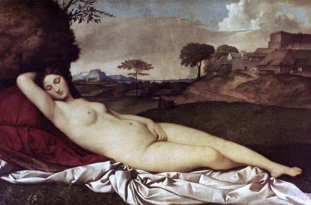 1.威尼斯画派:香艳从何而来