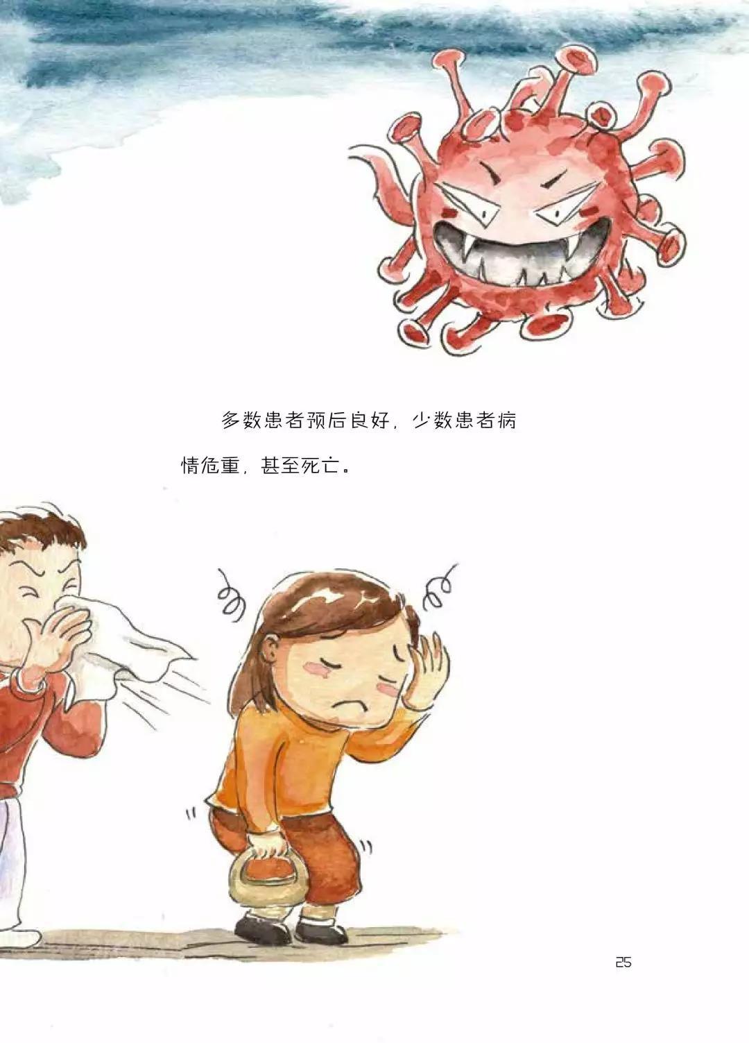 05,大魔王新型冠状病毒喜欢什么样的人?图片